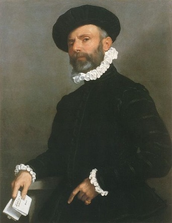 A Man, ca. 1575 (Giovanni Battista Moroni) (ca. 1525-1578) The National Gallery, London
