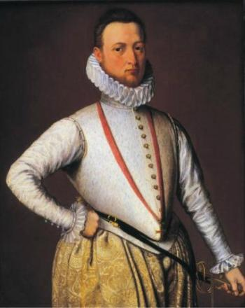 Sebastian I of Portugal, ca. 1578 (Pieter Jansz. Pourbus) (1523-1584) The Weiss Gallery, London