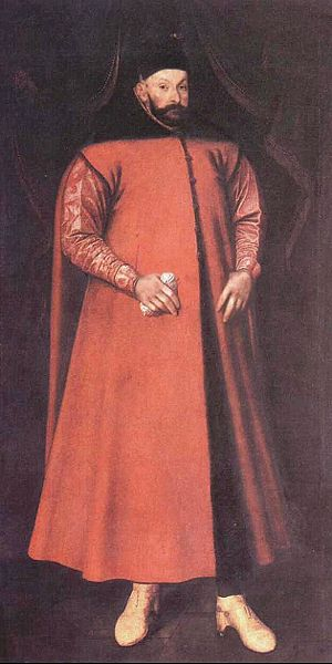 Stephen Bathory, King of Poland, 1583 (Martin Kober) (c1550-1598) Location TBD