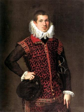 A Young Man, ca. 1585 (attributed to Federico Barocci) (1528-1612) Location TBD