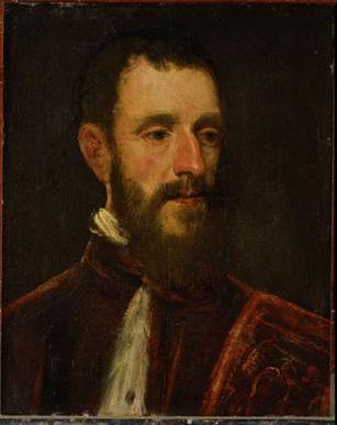 A Procurator,  ca. 1580 (Jacopo Tintoretto) (1518-1594)Kunsthistorisches Museum, Wien GG_21