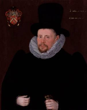 Sir Thomas Fleming, 1596   (Unknown Artist)      National Portrait Gallery, London    1799