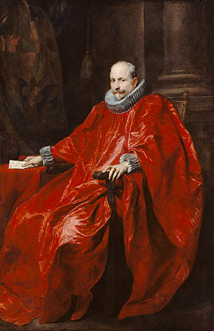 Agostino Pallavicini, 1621-1623 (Sir Anthony van Dyck) (1599-1641) The J. Paul Getty Museum, Los Angeles, CA, 68.PA.2
