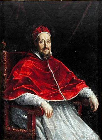 Pope Gregory XV, Alessandro Ludovisi, ca. 1622 (Unknown Artist) Location TBD