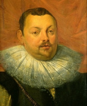 A Man, ca, 1620 (attributed to Pieter Claesz Soutman) (ca. 1593-1657)  Gemäldegalerie Berlin, Inv. Nr. 761