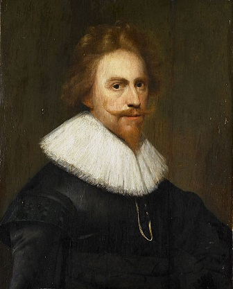 Self-Portrait, 1629 (Wybrand de Geest) (1592-1665)   Fries Museum, Leeuwarden, Netherlands
