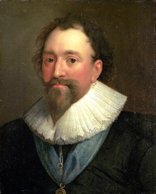 William Herbert, 3rd Earl of Pembroke, 1625 (Daniel Mijtens) (1590-1647)   Location TBD