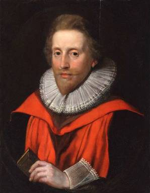 Richard Zouche, ca. 1620  (Cornelius Janssens) (1593-1661)   National Portrait Gallery, London   5056
