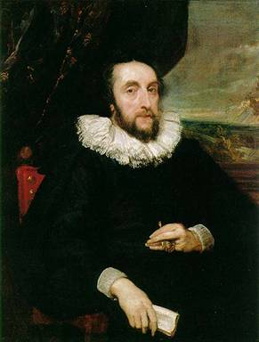 Thomas Howard, 2nd Easrl of Arundel, ca. 1620  (Anthony van Dyck) (1599-1641) Location TBD