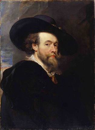 Self-Portrait (Peter Paul Rubens) (1577-1640) National Gallery of Australia, Canberra