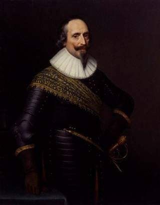 Sir John Borlase, ca. 1625   (Michiel Jansz van Mierevelt) (1567-1641)    National Portrait Gallery, London    4933