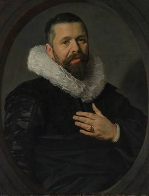 A Man at 36 years old. 1625  (Frans Hals) (1582-1666)    The Metropolitan Museum of Art, New York, NY      49.7.34