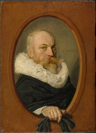 Petrus Scriverius, 1626  (Frans Hals) (1582-1666)   The Metropolitan Museum of Art, New York, NY     29.100.8