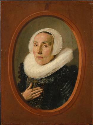 Anna van der Aar, 1626   (Frans Hals) (1582-1666)   The Metropolitan Museum of Art, New York, NY      29.100.9