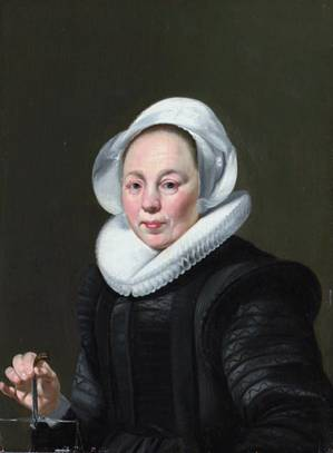 A Woman, ca. 1625-1626 (Thomas de Keyser) (1596-1667)   The Metropolitan Museum of Art, New York, NY   2005.331.6