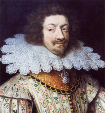 Charles I Gonzaga  Duke of Mantua, ca. 1620's (Unknown Artist)  Location TBD