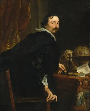 Lucas van Uffel, ca. 1621-1627 (Anthony van Dyck) (1599-1641)    The Metropolitan Museum of Art, New York, NY    14.40.619