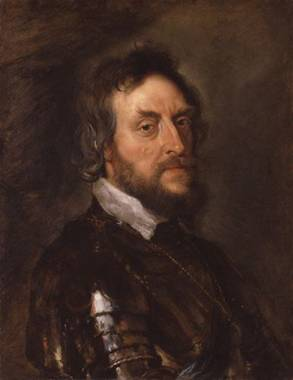 Thomas Howard, 2nd Earl of Arundel & Surrey, ca. 1629  (Peter Paul Rubens) (1577-1640)   Location TBD