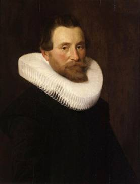 A Gentleman, ca. 1629  (Nicolaes Pickenoy) (1588-1656)    Private Collection
