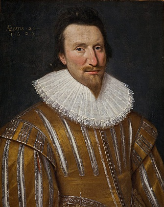 James Erskine, 6th Earl of Buchan, 1626 (Adam de Colone) (ca. 1572-1651) Scottish National Portrait Gallery, Edinburgh  PGL 234