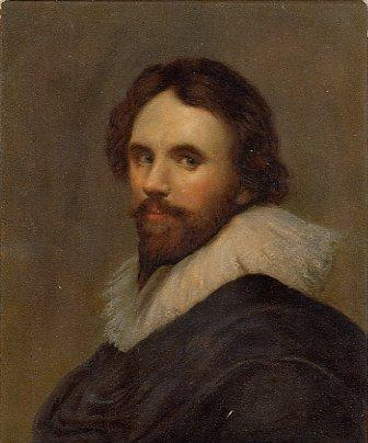 Self-Portrait, ca. 1625  (Daniel Mijtens) (1590-1647) Location TBD