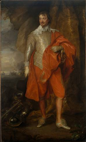 Robert Rich, 2nd Earl of Warwick, ca. 1637 (Sir Anthony van Dyck) (1599-1641) The Metropolitan Museum of Art, New York, NY,  49.7.26