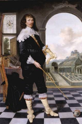 William Style, of Langley, 1636 (Unknown British Artist) Tate Britain, London  T02308