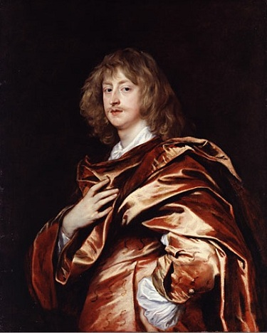 George Digby, 2nd Earl of Digby, ca. 1638-1639 (Anthony van Dyck) (1599-1641) Dulwich Picture Gallery, London