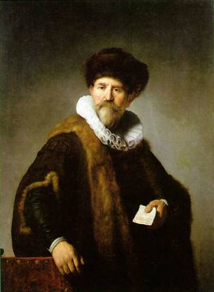 Nicolaes Ruts, ca. 1631   (Rembrandt)  (1606-1669)     The Frick Collection, New York, NY