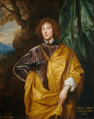 Philip, Lord Wharton, ca. 1632  (Anthony van Dyck) (1599-1641)  National Gallery of Art, Washington, D.C.  1937.1.50