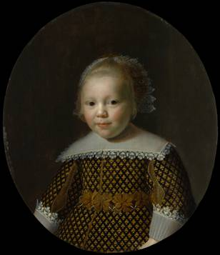 A Young Boy,  ca. 1636  (style of Paulus Moreelse) (1571-1638)   The Metropolitan Museum of Art, New York, NY  59.23.17
