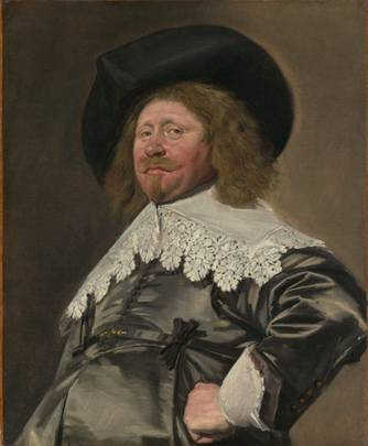 A Man, possibly Nicolaes Pietersz Duyst van Voorhout, ca. 1638 (Frans Hals) (1582-1666) The Metropolitan Museum of Art, New York, NY 49.7.33