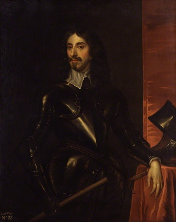 Arthur Capell, 1st Baron Capel, ca. 1645 (Unknown Artist) National Portrait Gallery, London, NPG 1520