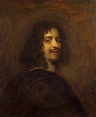 Self-Portrait, ca. 1645 (after William Dobson) (1611-1646) National Portrait Gallery, London, NPG 302