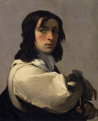 A Young Man, ca. 1640 (Eustache le Sueur) (1616-1655) Wadsworth Atheneum, Hartford, CT