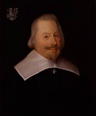 John Pym, ca. 1640 (attributed to Edward Bower or follower) (??-??) National Portrait Gallery, London NPG 6650