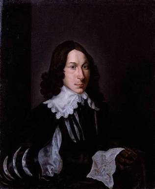 John Evelyn, 1641  (Hendrick van der Borcht)     (1580-1663)   National Portrait Gallery, London  L148 (loan)