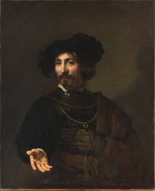 A Man, 1644 (style of Rembrandt) (1606-1669) The Metropolitan Museum of Art, New York, NY 14.40.601