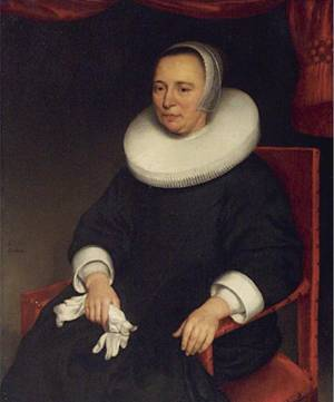 Lady at 52 years old, ca. 1649 (Albert Cuyp) (1620-1691) Sotheby's Sale 54 6/4/09