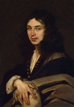Self-Portrait, ca. 1637-1640 (Peter Franchoys) (1606-1554) State Hermitage Museum, St. Petersburg