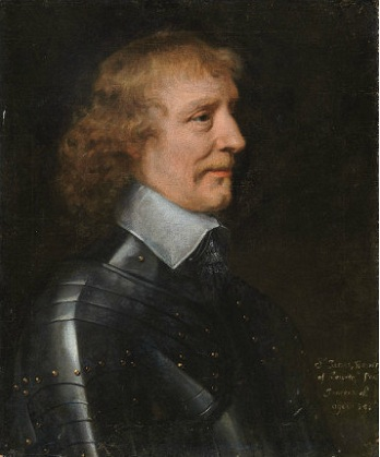 Sir James Hamilton of Bancrieff at age 54 years old, ca. 1640-1645 (circle of Anthony van Dyck) (1599-1641) Christie's Sale 6360 Lot 45 7/2/2012
