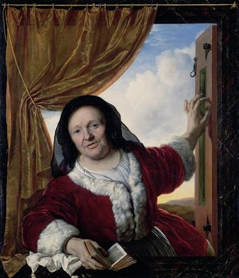 An Old Woman, ca. 1650 (Bartholomeus van der Helst) (ca. 1613-1670) Location TBD