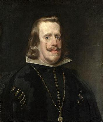 Philip IV, King of Spain, ca. 1656 (Diego Velazquez) (1599-1660) The National Gallery, London, NG745
