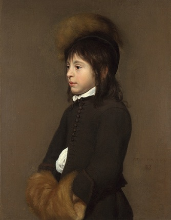 A Boy, aged 11 years old, 1650 (Jacob van Oost the Elder) (1601-1671) The National Gallery, London, NG 1137