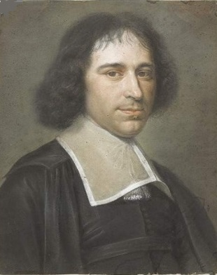 A Man, possibly Gilles Menage, 1666 (Berrnard Vaillant) (1632-1698)   Location TBD