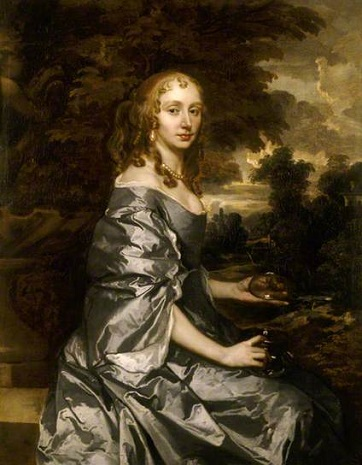 Arabella Bankes, ca. 1663 (Sir Peter Lely) (1618-1680) Kingston Lacy House, Winborne Minster, Dorset