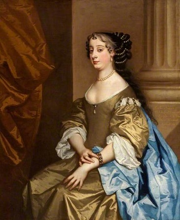 Barbara Villiers, ca. 1661 (Sir Peter Lely) (1618-1680) Lydiard House, Swindon, Wiltshire