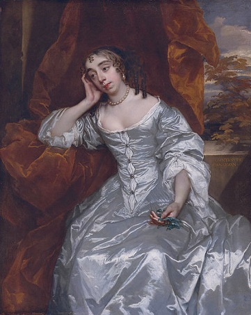 Elizabeth Capell, Countess of Carnarvon, ca. 1665 (Sir Peter Lely) (1618-1680)  Sothebys Fine Art Auction
