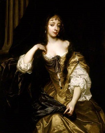 Elizabeth Trentham, ca. 1662 (Sir Peter Lely) (1618-1680) (Sir Peter Lely) (1618-1680) Kingston Lacy House, Winborne Minster, Dorset