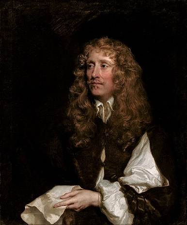 A Man, thought to be George Booth, Lord Delamere, ca. 1660 (Sir Peter Lely) (1618-1680)  Art Gallery of South Australia, Adelaide, 0.1700